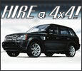 4x4 Hire UK, Range Rover & Discovery Hire